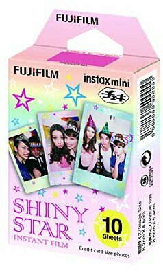 Fuji Instax Shiny Star Instant Mini Film - 10 Prints