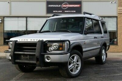2004 Land Rover Discovery  se free shipping clean carfax luxury 4x4 cheap off road finance