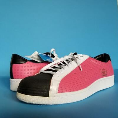 quality design cd396 a8827 New ADIDAS Stan Smith SNEAKERS Vintage TENNIS Originals PINK Shoes 2007  Rare 11