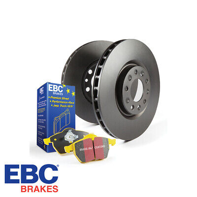 EBC Brakes Performance Front Brake Disc & Pad Kit - PD03KF196