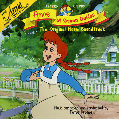 Anne Of Green Gables: Anim Anne For Children / Ost - Soundtrack [New CD] Canada