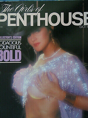 Girls Of Penthouse 10/1991