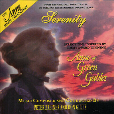 Anne Of Green: Serenity / O.S.T. - Soundtrack [New CD] Canada - Import