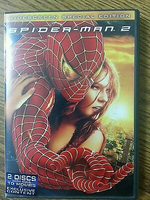 Spider-Man 2 Widescreen Special Edition DVD