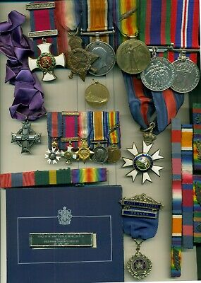 A WW1and WW2 CMG, DSO group of eight to CDN LT COL  S. W. Watson C.M.G.C.