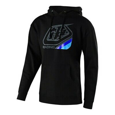 Troy Lee Designs Precision 2.0 Mens Pullover Hoody Black