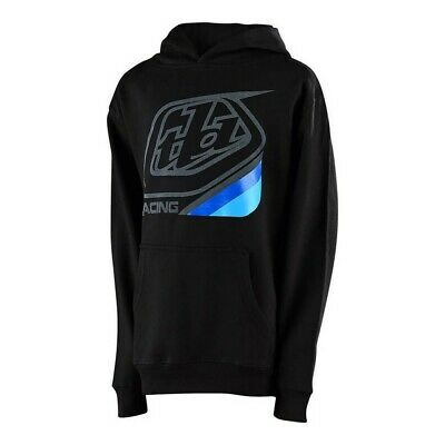 Troy Lee Designs Precision 2.0 Youth Pullover Hoody Black