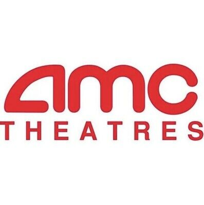AMC MOVIE THEATER  large popcorn  large drink Voucher