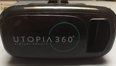 Utopia 360 Virtual Reality Retrak Used Goggles Headset