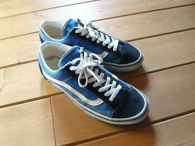 Vintage VANS OLD SKOOL Size 9.5 Made in USA USED Rare From JAPAN F/S