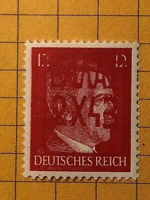 GERMANY IONIAN ZANTE 1943 WWII-GERMAN OCCUPATION 12 Pfg. MNH  Priv. Issue