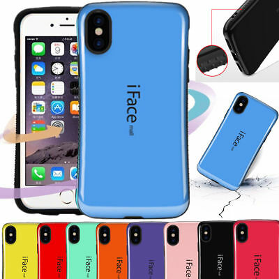 For Apple iPhone X XS MAX XR iFace mall Heavy Duty Shockproof Hard Case Cover