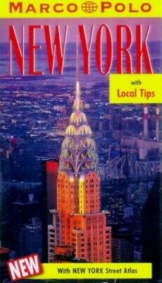 New York (Marco Polo Travel Guides) by Marco Polo Paperback Book The Cheap Fast