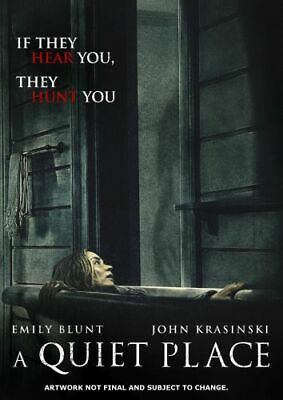 A Quiet Place Dvd [Uk] New Dvd