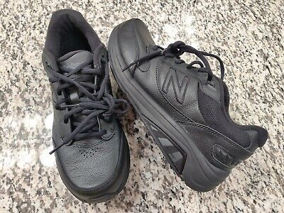 1706a6f072831 New Balance MW928BK3 Black 928v3 Athletic Walking Shoes Men's Size 7.5 Wide  4E