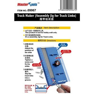 Track Maker - Assembly Jig For Track Links
