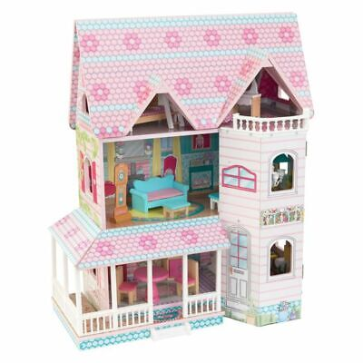 NEW KidKraft Abbey Manor Dollhouse