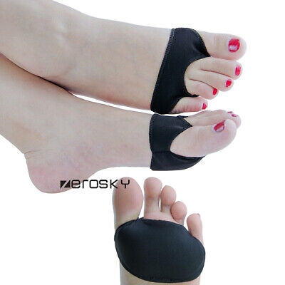 1 Pair Gel Forefoot Ball of Foot Metatarsal Absorber Cushion Pad Sore insole zl