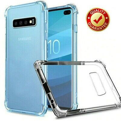 For Samsung Galaxy S10/S10 Plus/S10e Clear Case Cover Shockproof Gel TPU Bumper!