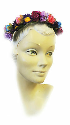 New Retro Vintage 1930's 40's WW2 Style Classic English Floral Alice Band