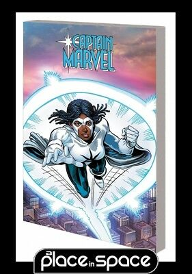 Captain Marvel Monica Rambeau Dm - Softcover