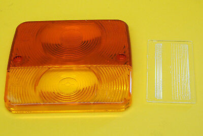 FREE UK Post - Radex Replacement Lens for 4 Function Rear Trailer Lamp