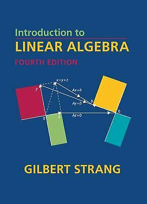 Introduction to Linear Algebra by Gilbert Strang