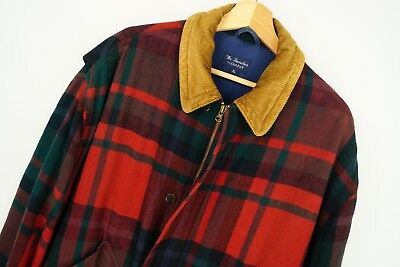bc7b9a4172 X510 GANT THE RANCHER VINTAGE ORIGINAL JACKET PURE NEW WOOL size XL FAST  POSTAGE