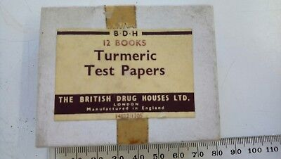 Turmeric Test Papers