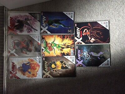 X-Men Red 1 to 7 plus Annual