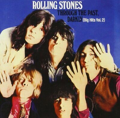 The Rolling Stones - Through The Past Darkly: Big Hits, Volume 2 CD NEW