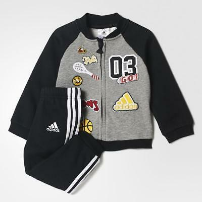 Tuta Fun Fleece Adidas