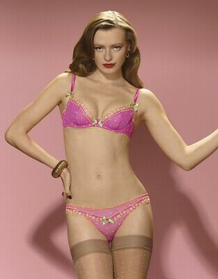 Rare Vintage Agent Provocateur Connie Bra 32A Pink and Yellow NWT 4345a066c