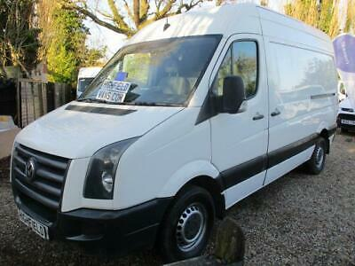 2009 Volkswagen Crafter 2.5BlueTDi 130k CR35 MWB genuine NO VAT