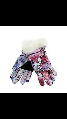 Ted Baker Girls Gloves Age 3-6 Years