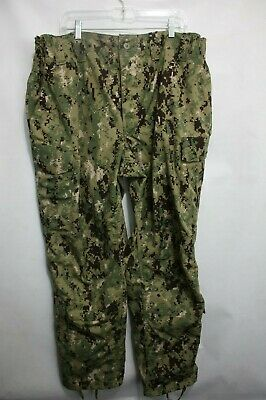 NEW NWU Type III Pants X LARGE-REGULAR AOR2 Trouser  US Navy USN SEAL