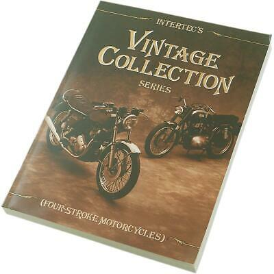 Clymer Publications Manual Vintage 4-Stroke Vcs-4 Shop Manuals & Videos