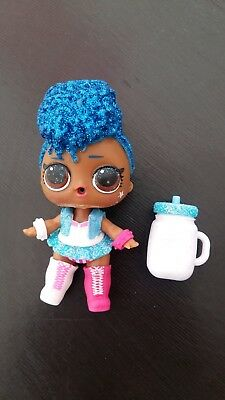 LOL Surprise Doll INDEPENDENT QUEEN Confetti Pop Wave 2 Big Sister Series 3-003