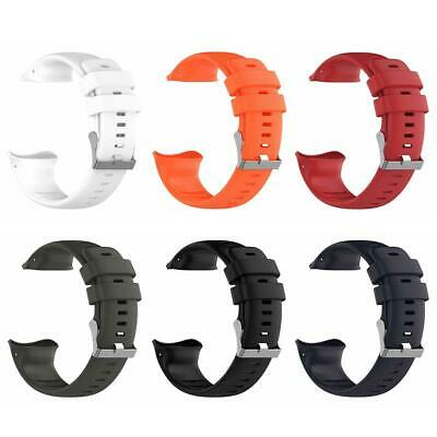 For Polar Vantage V/M Smart Watch Silicone Strap WristBand Bracelet Replacement