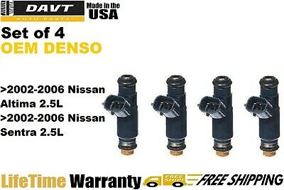 Fuel Injection Fuel Injectors & Parts Re-Manufactured OEM Denso ...