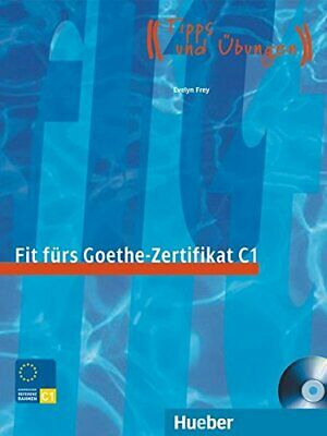 Fit furs Goethe-Zertifikat: C1 Book & CD by Luger, Urs Book The Cheap Fast Free