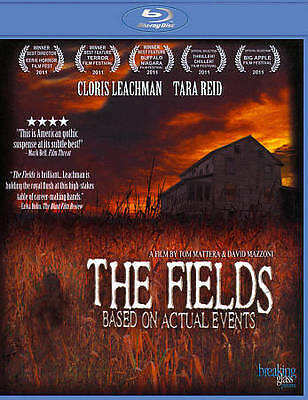 #4 THE FIELDS Brand New Thriller Blu-Ray FREE SHIPPING