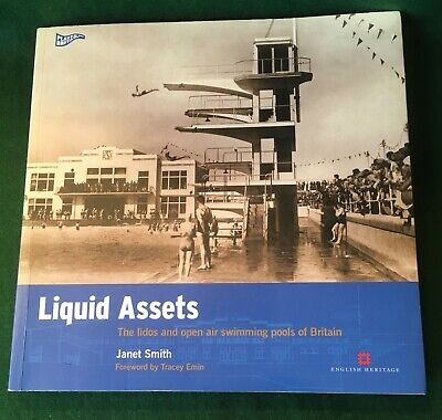 Liquid Assets Lidos And Open Air Swimming Pools Janet Smith + Postcards & Press