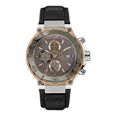 Guess Collection Men's Chronograph Watch Gc Bold Sport Chic Collection X56007G1S