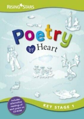 Poetry by Heart: KS1 Pack by Gill Budgell Book The Cheap Fast Free Post