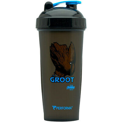 PerfectShaker Performa Avengers Infinity War Shaker Cup Bottle - Groot
