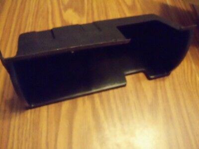 1969-70 FORD MUSTANG Glove Box Liner with-out A/C (NEW) FM-BG010B   ACP