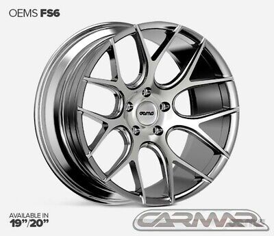 20'' Breedset voor o.a. BMW 5,6-Serie F10, F13