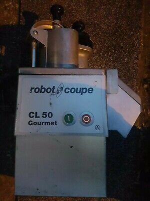 Commercial Robot Coupe CL50 Gourmet