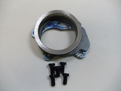 """3.0"""" V-band Turbo Downpipe Flange Garrett T25 T28 GT28 GT28RS GT2860RS GT2871RS"""